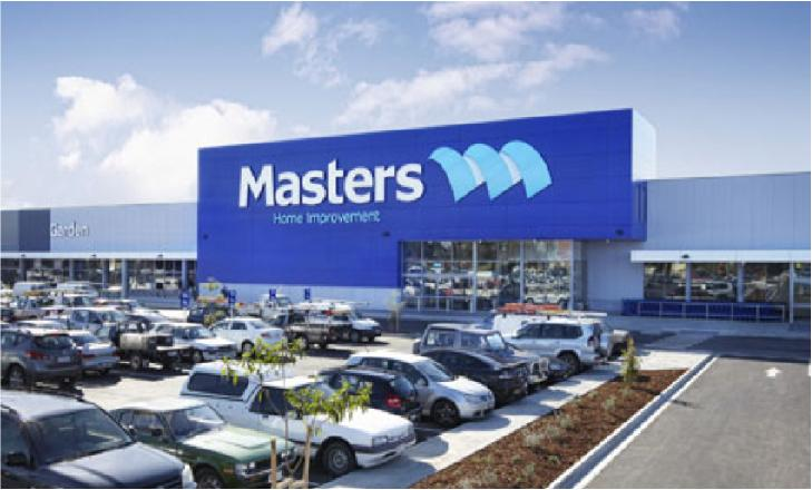 Masters Home Improvement Centre – Rouse Hill