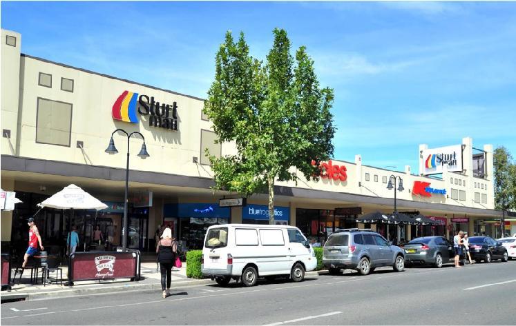 Sturt Mall, Wagga Wagga